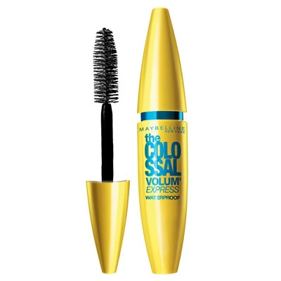 Colossal Volum Waterproof Glam Black 10ml