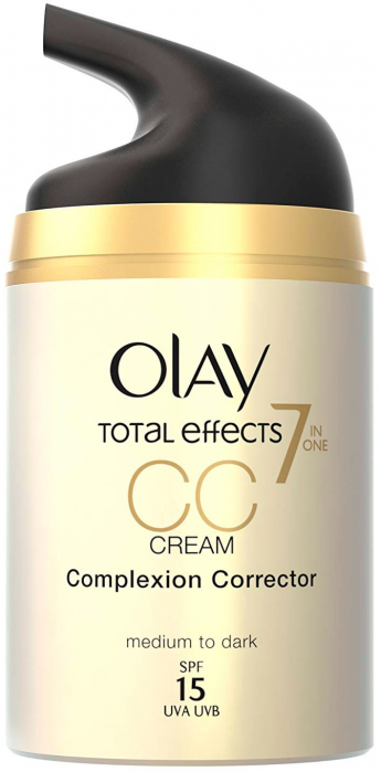 Total Effects CC SPF15 50ml