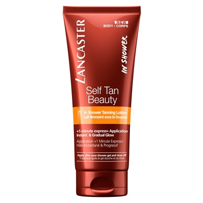 Self Tan Beauty In shower Tanning Lotion (Autobronceado de Ducha 1Min.)