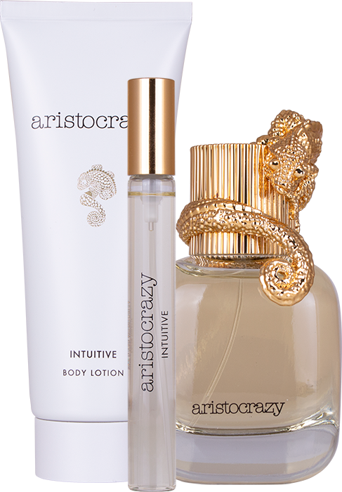 Set Aristocrazy Intuitive 80ml + Body Lotion 75ml + 10ml