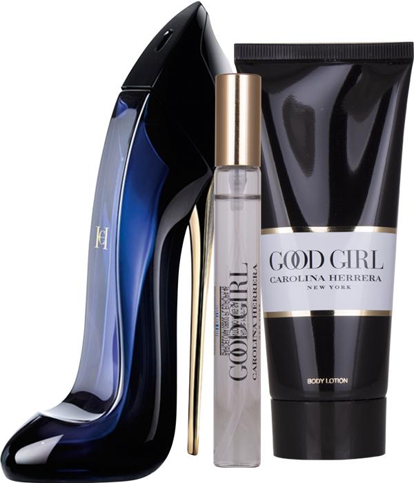 e261656318 Set Good Girl Edp 80ml + Body Lotion 100ml + Edp 10ml | Perfumeria.com tu  Perfumeria online