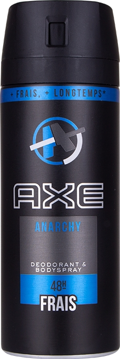 Anarchy for Him Deodorant Spray