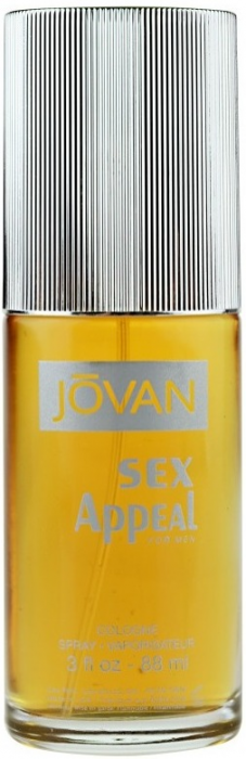 Jovan Sex Appeal Colonia Spray