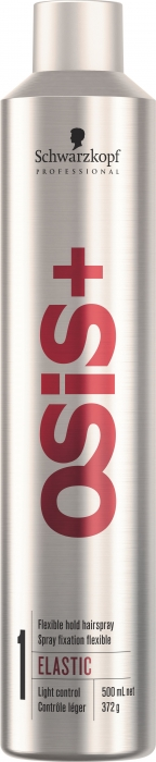 Osis+ Elastic 1 Flexible Hold Hairspray Light Control