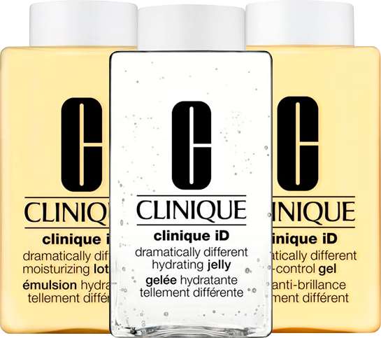 Clinique ID Dramatically Different