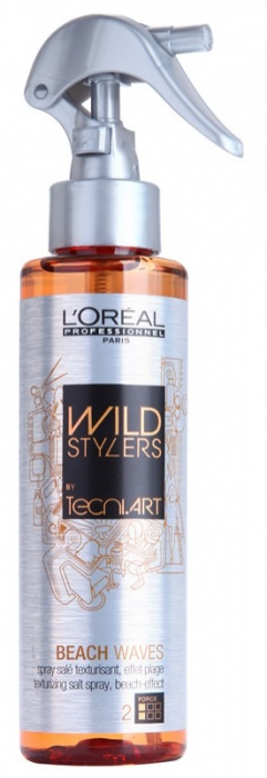 Wild Stylers Beach Waves (Spray Fijador Acabado Mate)