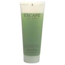 Escape for Men Hair and Body Shampoo