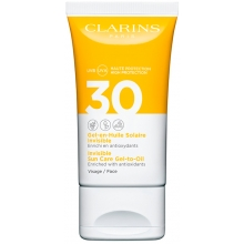 Gel - en -Huile Solaire Invisible SPF30