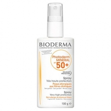 Photoderm Mineral SPF50 Spray P.Alergicas
