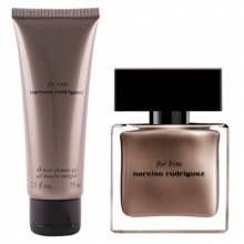Set Narciso Rodriguez for Him 50ml + Shower Gel 75ml