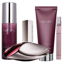 Set Euphoria 100ml + 10ml + Body Lotion 100ml + Body Mist 150ml