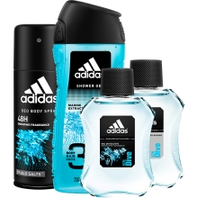 Set Ice Dive 100ml + Aftershave 100ml + Gel 250ml + Deo 150ml