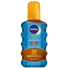 Sun Protect & Bronze Oil SPF30