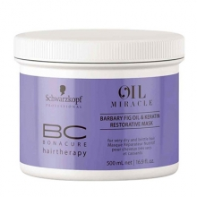 BC Oil Miracle Barbary Fig Oil & Keratin Restorative Mask
