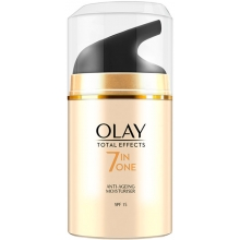 Olay Total Effects Hidratante Antiedad Día SPF15
