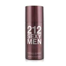 212 Sexy Men Deodorant Natural Spray