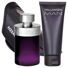 Set Halloween Man 125ml + Shower Gel 100ml + Cinta Running