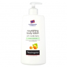 Nourishing Body Lotion With Nordic Berry
