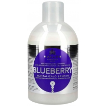 Kallos Blueberry Hair Revitalizing Shampoo
