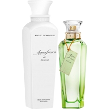 Set Agua Fresca de Azahar 120ml + Body Lotion 300ml