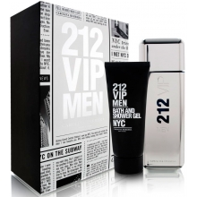 Set 212 VIP Men 100ml + Gel 100ml