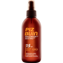 Piz Buin Tan Acelerating Oil Spray SPF15