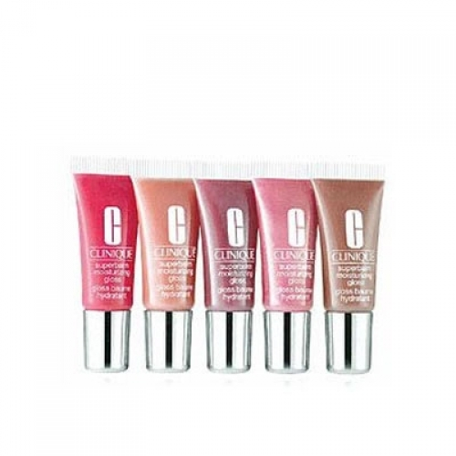 Set Clinique Superbalm Moisturizing Gloss 5 Colour5x5ml
