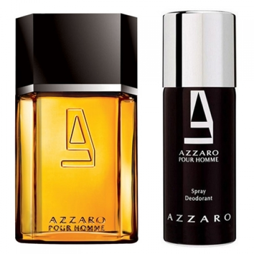 Set Azzaro pour Homme 100ml + Desodorante Spray 150ml