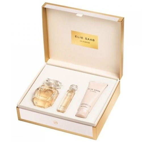 Set Elie Saab Le Parfum 90ml + 10ml + Body Milk 75ml
