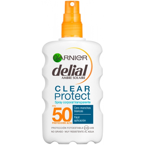 Delial Clear Protect SPF50