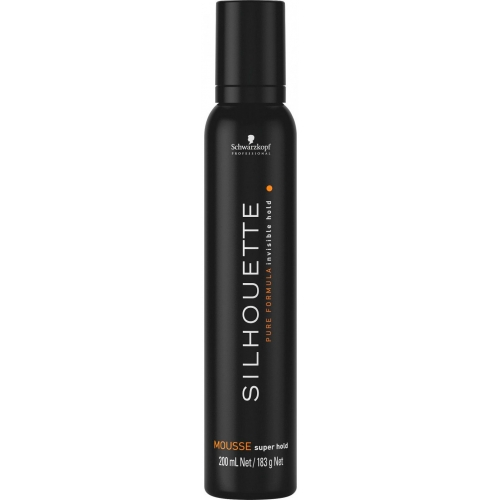 Silhouette Mousse Super Hold