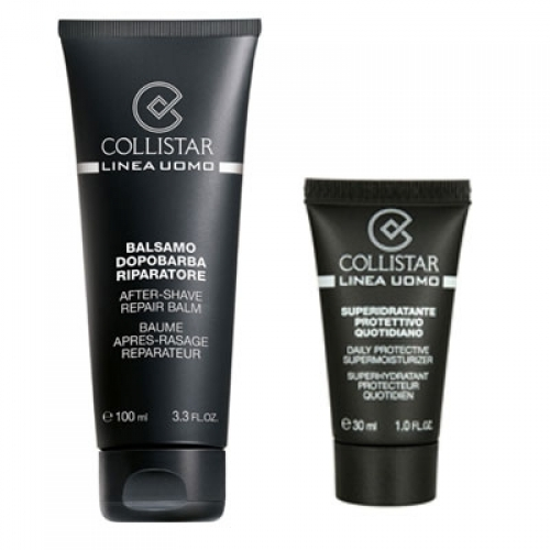 Set Collistar Balsamo AfterShave Reparador 100ml +Superhidratante 30ml
