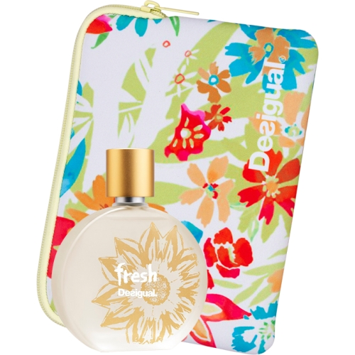 Set Fresh Woman 100ml + Neceser
