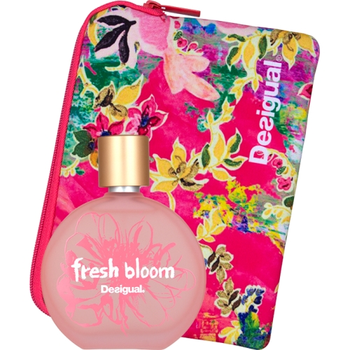 Set Fresh Bloom 100ml + Neceser