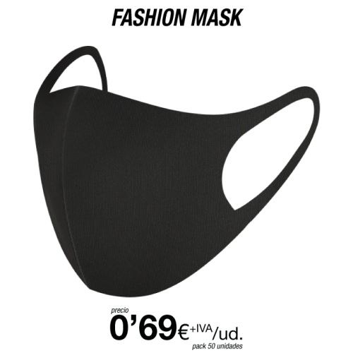 Mascarilla Reutilizable Fashion Mask