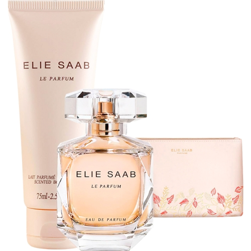 Set Le Parfum 50ml + Body Lotion 75ml + Neceser