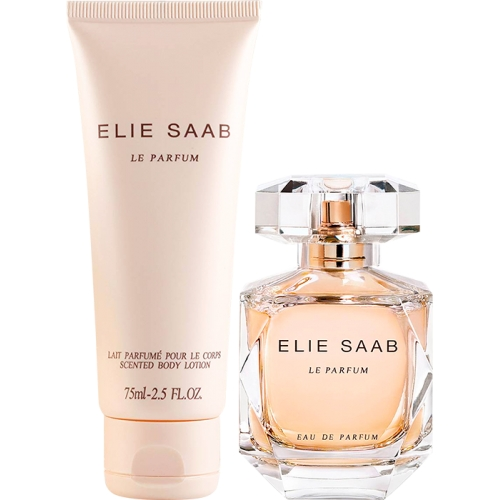 Set Elie Saab Le Parfum 90ml + Body Lotion 75ml